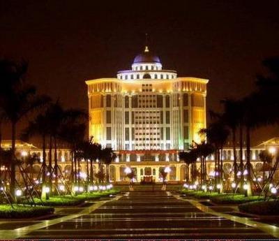 Здание администрации города Шуньдэ, провинция Гуандун. Фото с сайта kanzhongguo.com