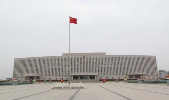 Здание администрации города Бачжаньчжоэр, провинция Внутренняя Монголия. Фото с сайта kanzhongguo.com