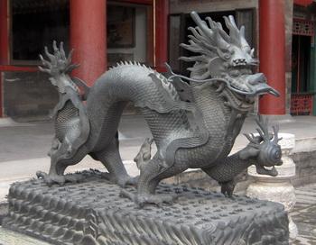 Драконы Китая. Фото: morguefile.com