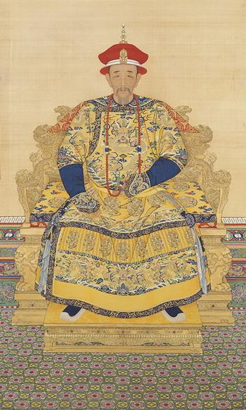 Разница между «быть преданным императору» и «любить императора». 1662-1722. Император Китая. Фото: copytext.info