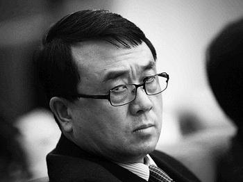 Ван Лицзюнь, начальник Управления общественной безопасности Чунцина. Фото: Feng Li/Getty Images