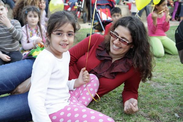 Всемирный День Фалунь Дафа отметили в Израиле. Фото: Яира ЯСМИН/Великая Эпоха