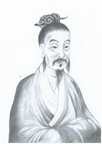 И Инь, великий премьер-министр династии Шан. Иллюстрация: Еуань Фан/Великая Эпоха (The Epoch Times)