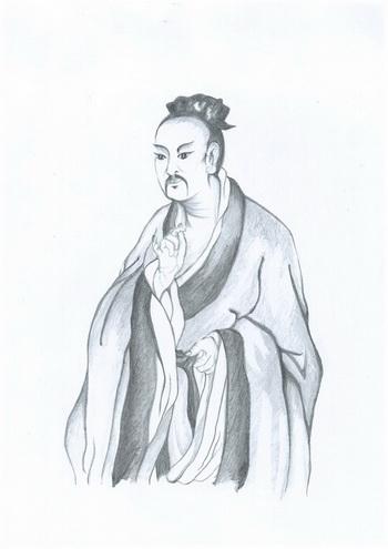 Император Яо (2356 - 2255 до н.э.). Иллюстрация: Юань Фан/Великая Эпоха (The Epoch Times)