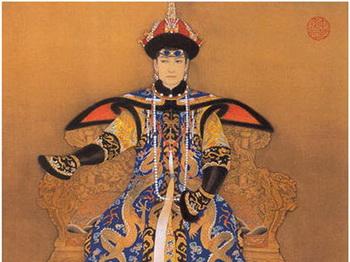 Императрицы Китая. Фото взято с history.cultural-china.com