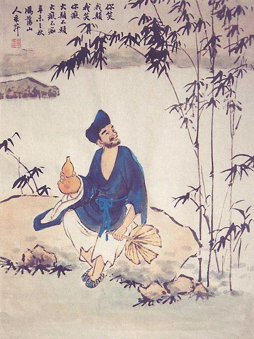 Мудрый монах посоветовал купцу попытаться исправиться: