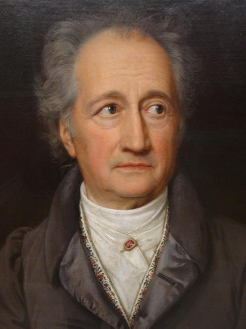 Иоганн Вольфганг фон Гёте (1749-1832), Германия. Фото: capl.washjeff.edu