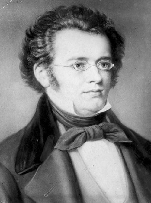 Франц Петер Шуберт (1797-1828), Австрия. Фото: answers.com