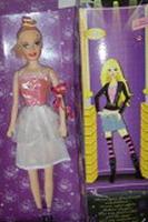 Кукла The Beautiful Girl бренда Fairy Girl. Производитель товара неизвестен. Экспортер товара: NEWSUN (H.K.) COMPANY, Flat/RM A, BLK 1 19/F, Yuet Wu Villa, 2 WU Street, Tuen Mun NT, Hong Kong, China. Фото с сайта ptac.gov.lv