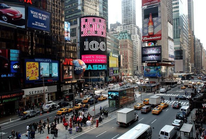 Клиенты из Китая инвестировали 9 млрд. долларов в недвижимость в США в 2012 г. Фото: Stephen Chernin/Getty Images