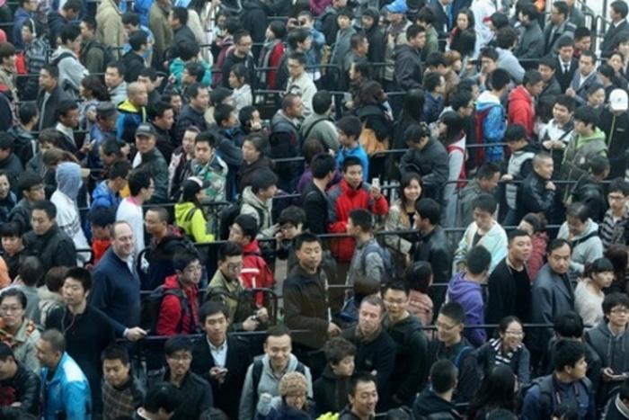 Избыток мужчин в Китае. Фото: Feng Li/Getty Images