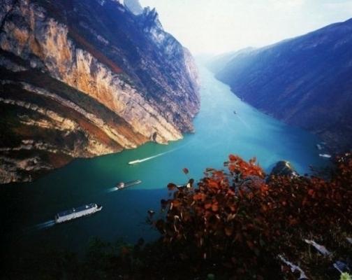 Три ущелья («Санься»). Фото с epochtimes.com