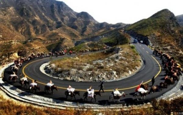 «Древний путь чайной лошади». Фото с epochtimes.com