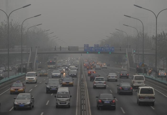 Американский корреспондент: «Как выжить в Китае». Фото: STF: MARK RALSTON / AFP ImageForum