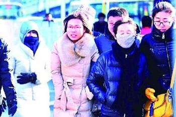 Аномальные морозы недавно пожаловали в Китай. Фото с epochtimes.com
