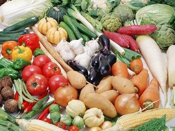 Для китайских чиновников выращивают «чистые» овощи без химических удобрений. Фото с foodmarkets.ru