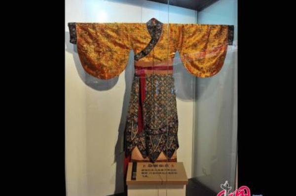 Одеяние эпохи Южных и Северных династий (420 - 589 гг.). Фото: news.zhengjian.org