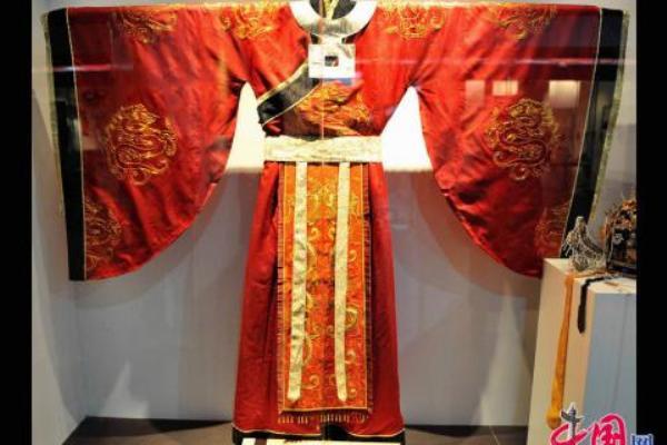 Придворное платье императора династии Сун (960 – 1279 гг.). Фото: news.zhengjian.org