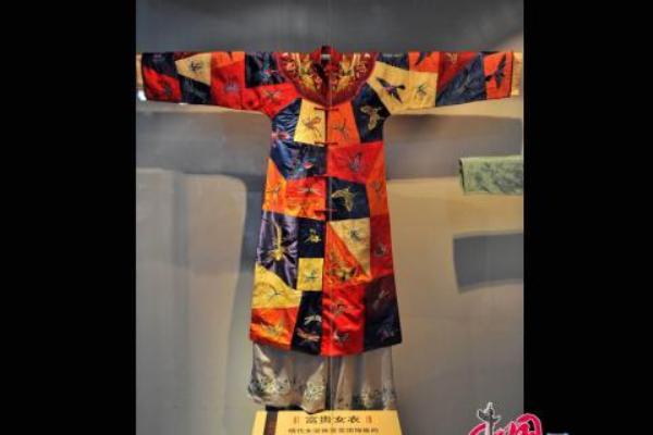 Женское одеяние династии Мин (1368 – 1644 гг.). Фото: news.zhengjian.org