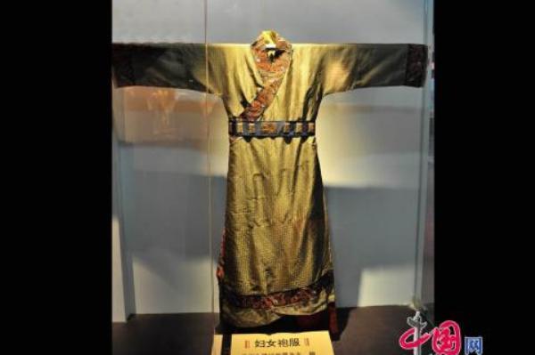 Женское одеяние династии Юань (1206 – 1368 гг.). Фото: news.zhengjian.org