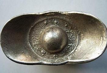 Серебряный лян – основная денежная единица древнего Китая. Фото с news.zhengjian.org