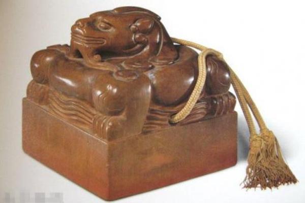 Реликвии династии Цин: 25 императорских печатей из яшмы. Фото: news.zhengjian.org