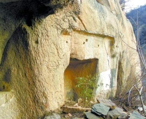 Пещера, похожая на складское помещение. Фото: epochtimes.com