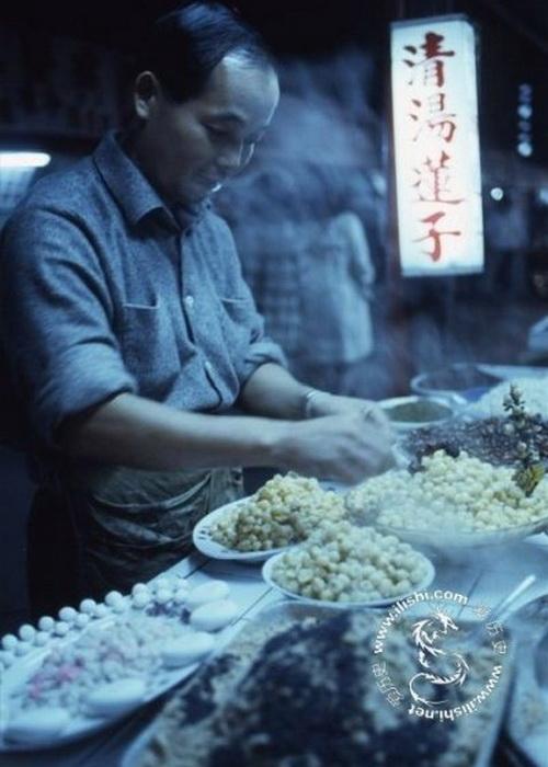 Фоторепортаж. Тайвань. 1970 год. Сцены из повседневной жизни на улочках старого Тайваня. Фото: kanzhongguo.com