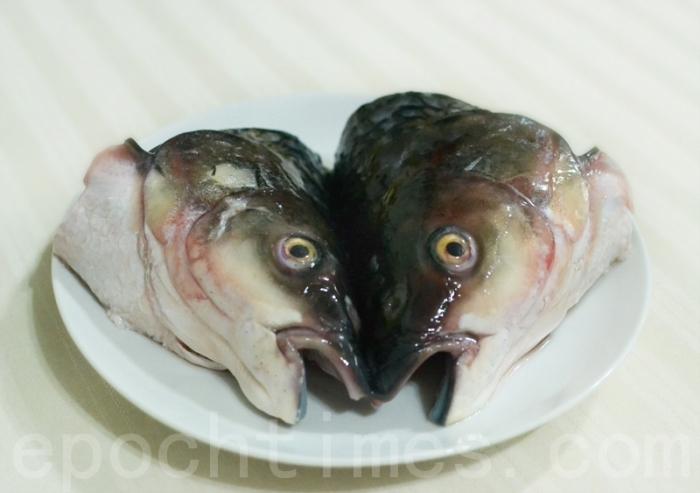 Традиционное китайское блюдо «Рыбья голова в красном перце» — классическое блюдо хунаньской кухни. Фото: Цай Ся/Великая Эпоха (The Epoch Times)