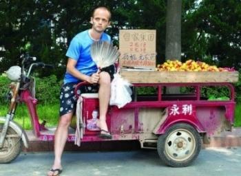 Торговец фруктами. Фото: epochtimes.com