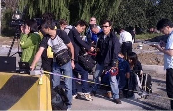 Представители СМИ в ожидании. Фото с epochtimes.com
