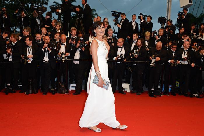 Инес де ла Фрессанж на открытии Каннского кинофестиваля 15 мая 2013 года. Фото: Pascal Le Segretain/Getty Images
