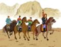 Чжан Цянь, проложивший путь на запад