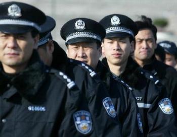 Китай превратился в полицейское государство, но уровень преступности в стране неуклонно растёт. Фото: AFP/Getty Images