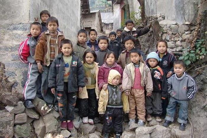В китайских деревнях десятки миллионов детей растут без родителей. Фото с epochtimes.com