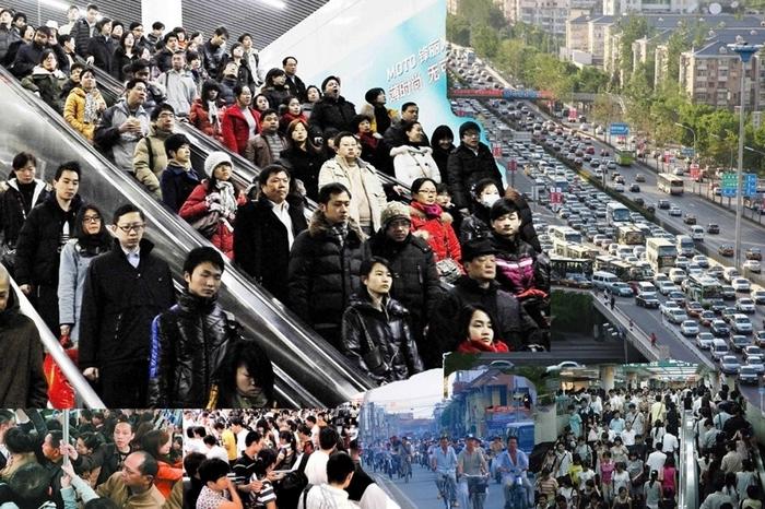 Китайцы ощущают усталость от жизни. Фото с epochtimes.com