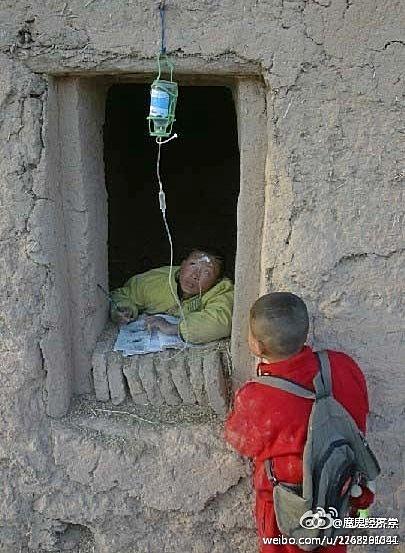 Другая сторона глянцевого фасада Китая. Фото с epochtimes.com