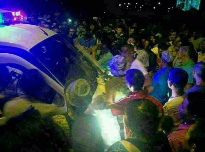 Протесты во Внутренней Монголии, Китай. Июль 2013 года. Фото с molihua.org