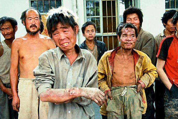 Рабство в Китае процветает
