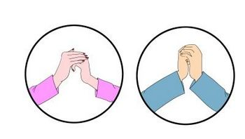 Традиционные жесты рук в Китае для поздравления и приветствия. Источник: epochtimes.com