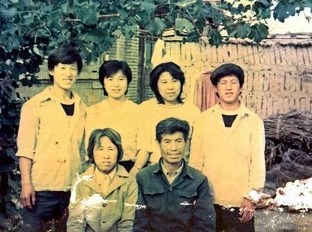 Семья Чэнь, пятеро членов которой погибли в результате репрессий со стороны компартии. Фото с minghui.org