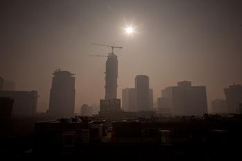 Статистика по китайской экономике не соответствует действительности. Фото: Ed Jones/AFP/Getty Images