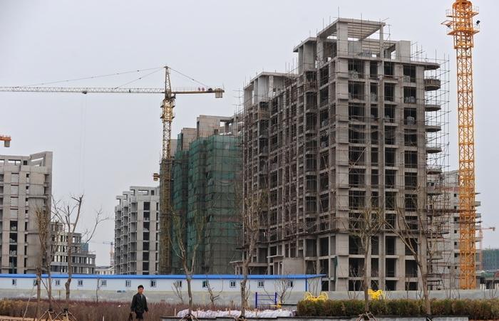 Урбанизация в Китае. Фото: Getty images