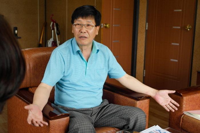 Ким Кванг-Нам (Kim Kwang-Nam), который потерял 6,8 млн долл. США, пытаясь построить бизнес в Китае, рассказывает свою историю. Фото: The Epoch Times