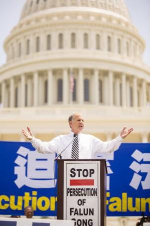 Конгрессмен Тед Пo. Фото: Edward Dai/Великая Эпоха (Epoch Times)