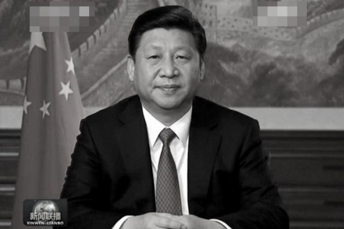 В своём новогоднем поздравлении Си Цзиньпин попытался подражать западным лидерам. Фото: Screenshot/netease.com/Epoch Times