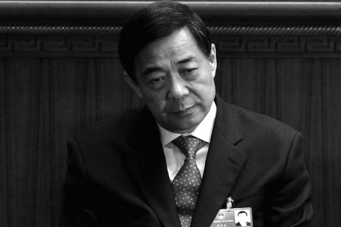 Бывший секретарь парткома Чунцина Бо Силай на закрытии Всекитайского собрания народных представителей в Большом зале народных собраний в Пекине, 14 марта 2012 года. Через несколько дней он был арестован. Суд над ним состоится 22 августа 2013 года в Цзинане. Фото: Mark Ralston/AFP/Getty Images