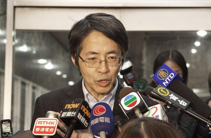 Ming Pao, имеющая 55-летнюю историю, внезапно объявила о смене главного редактора Кевин Лау Чуня (Kevin Lau Chun). Фото: Yukong/Epoch Times