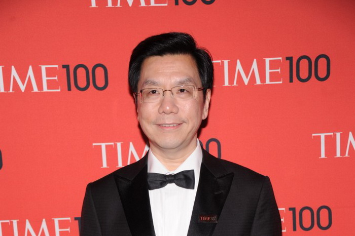 Венчурный капиталист Ли Кайфу на мероприятии Time 100 Gala 2013 в Линкольн-центре, 23 апреля 2013 года, Нью-Йорк. Фото: Jamie McCarthy/Getty Images