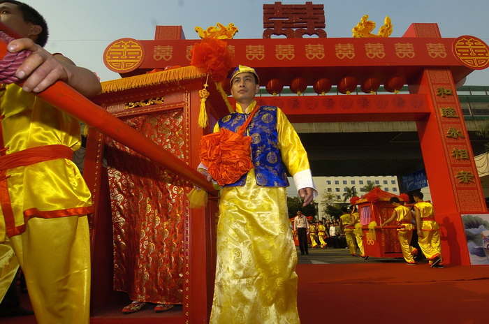 Истории Древнего Китая: чудесная история о двух невестах. Фото: China Photos/Getty Images